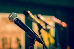 Groß und Kleinmembran Kondensator Mikrofone