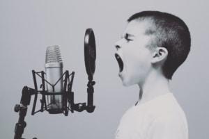 Popschutz fürs Mikrofon
